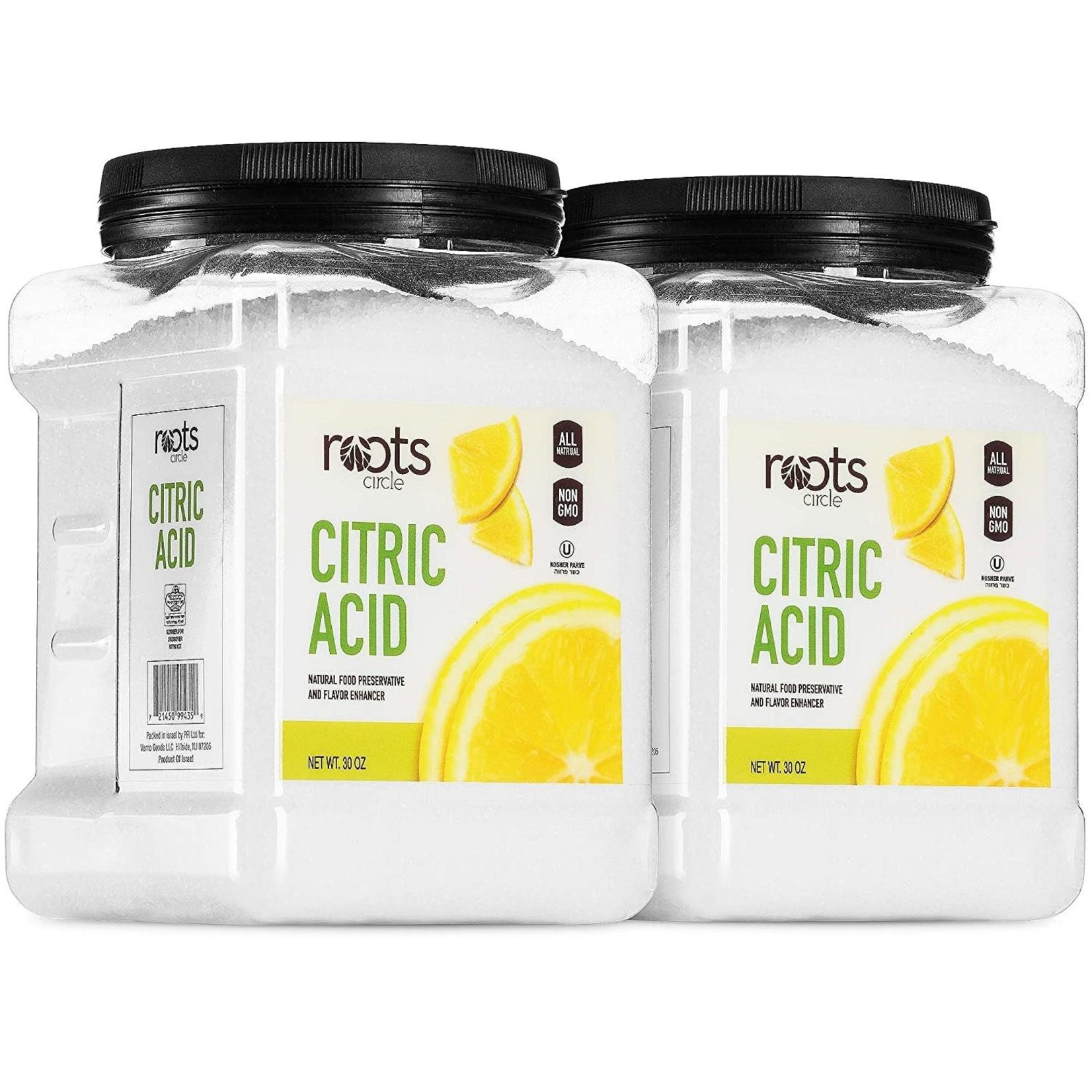 Citric Acid Food Grade 30oz