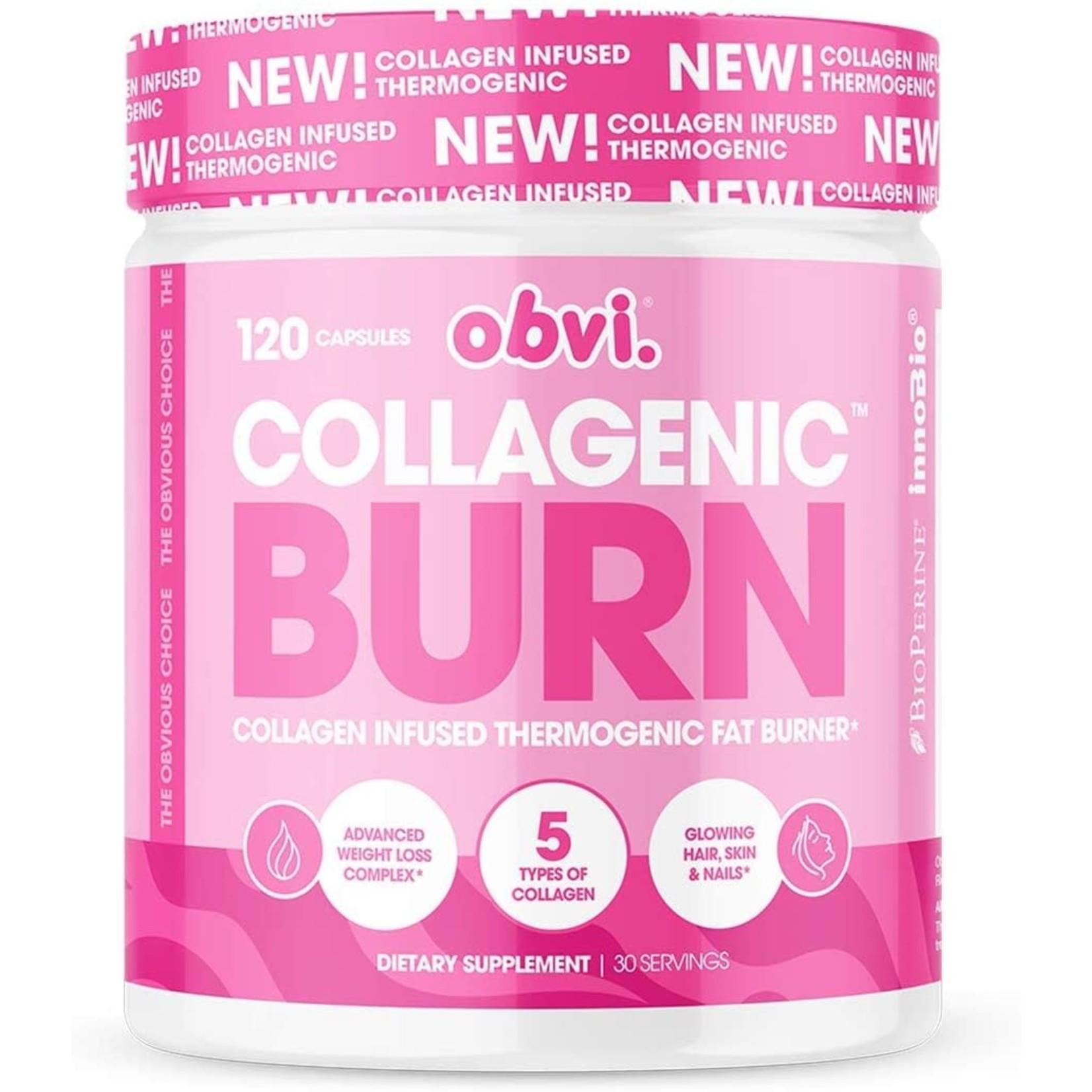 Obvi Obvi Collagenic Burn 30 Servings