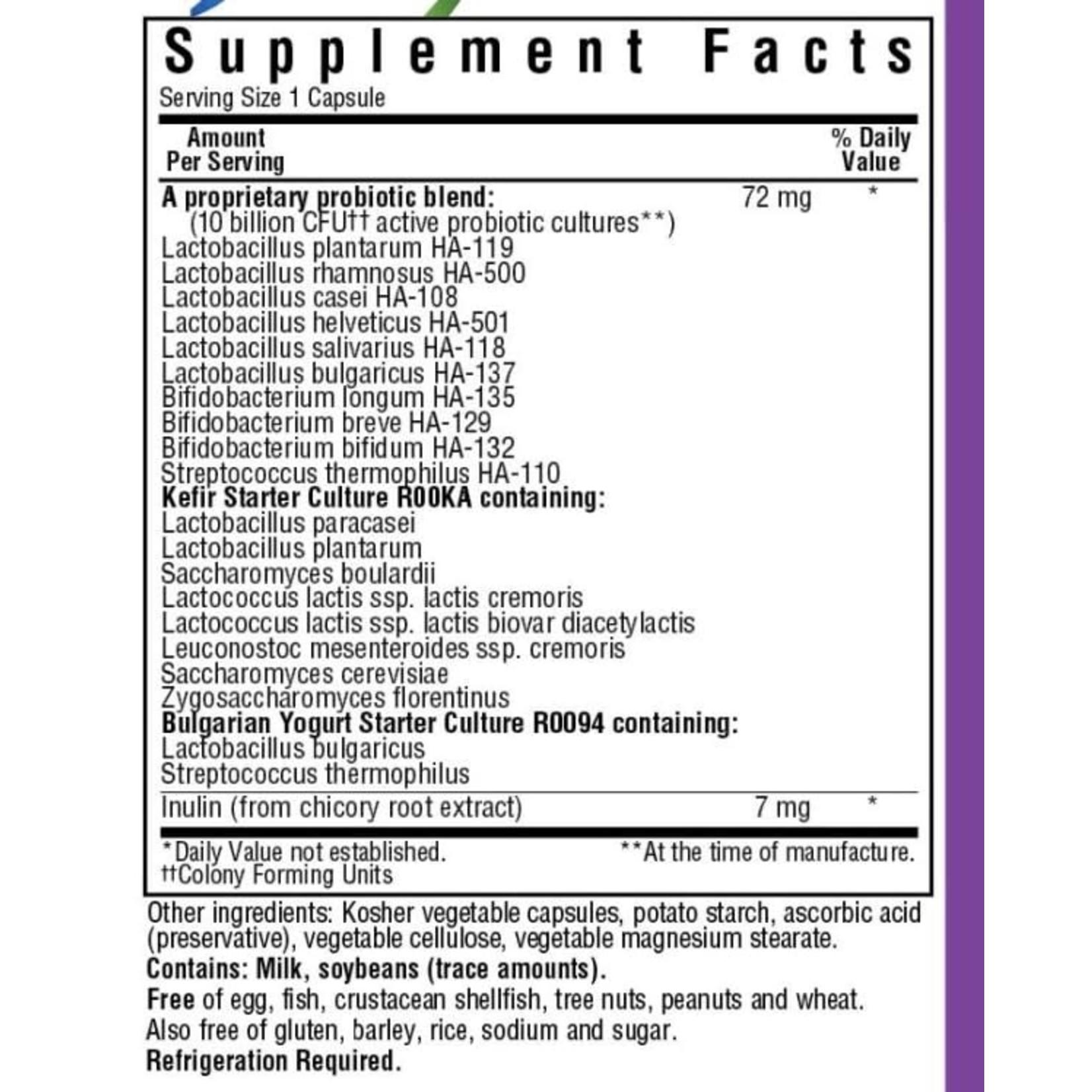 BlueBonnet Bluebonnet Probiotic & Prebiotic 10 billion 20 strains