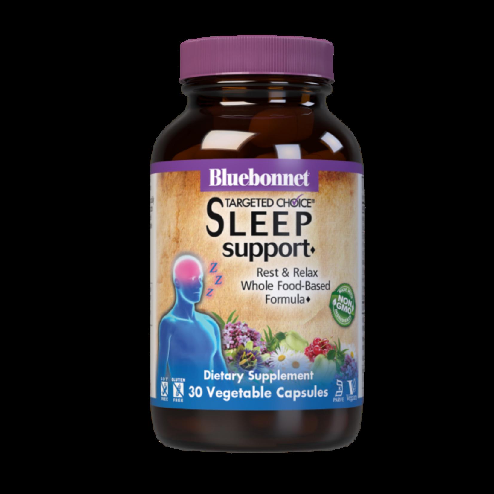 BlueBonnet Bluebonnet Sleep Support 30 Veg Capsules