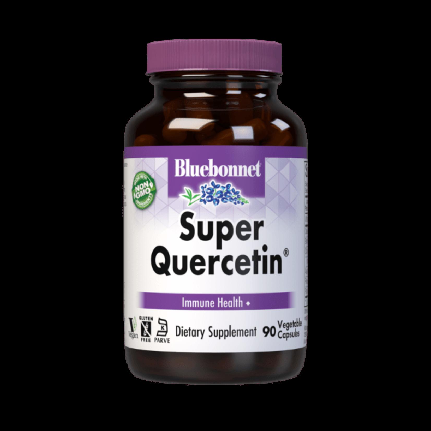 BlueBonnet Bluebonnet Super Quercetin