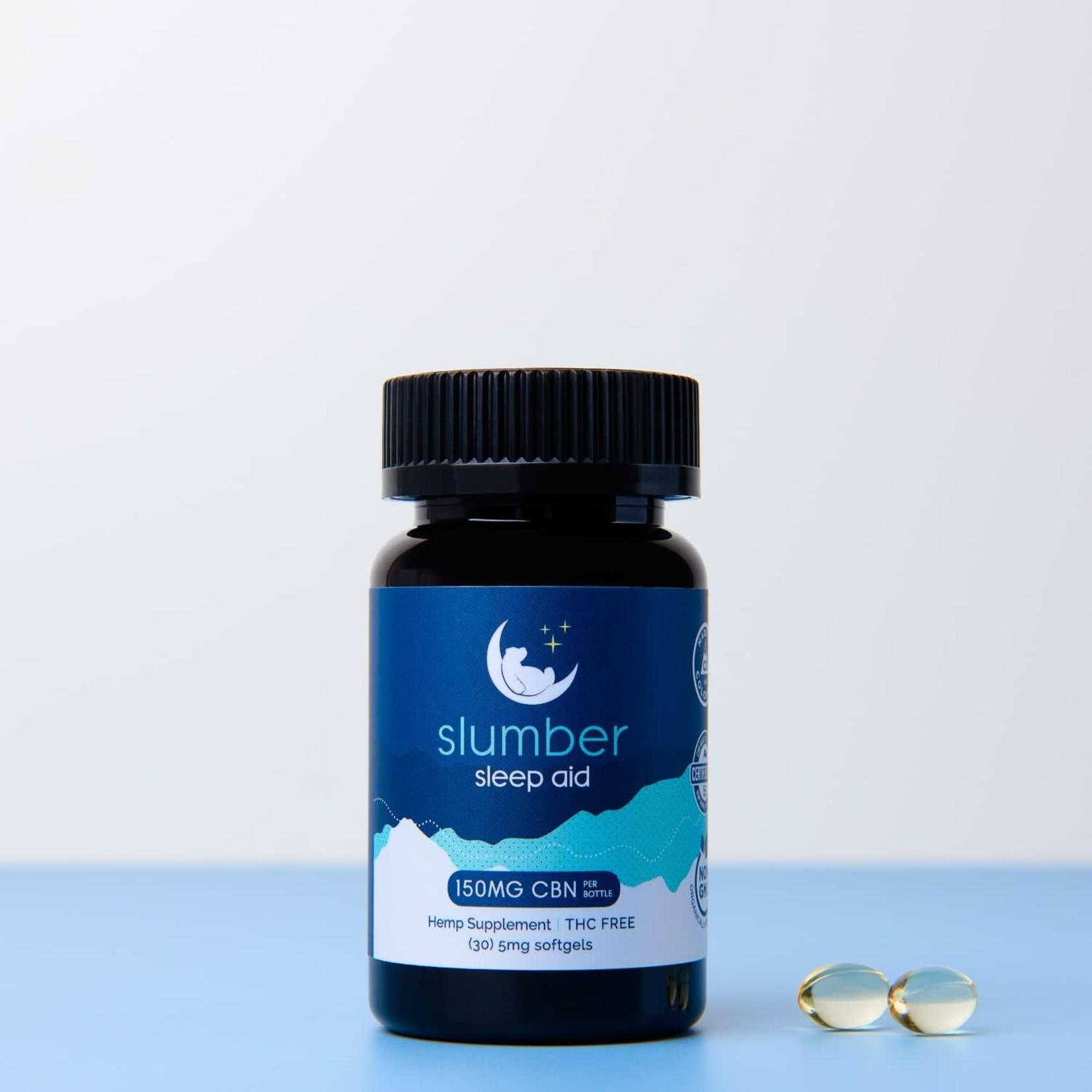 SlumberCBN Slumber Sleep Aid 150mg CBN 30ct