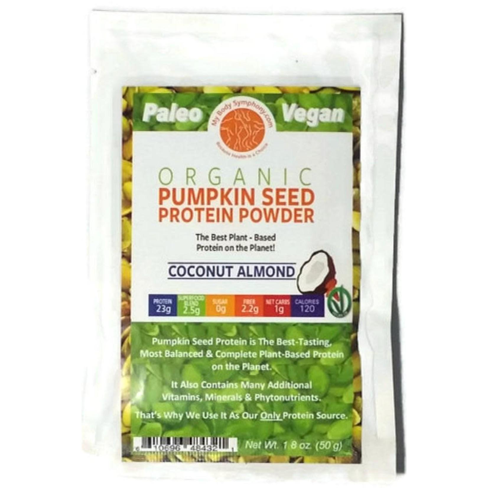 Body Symphony Body Symphony Pumpkin Seed Protein 1.8oz