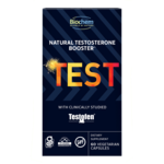 BioChem Country Life TEST Testosterone 60 Veg Capsules