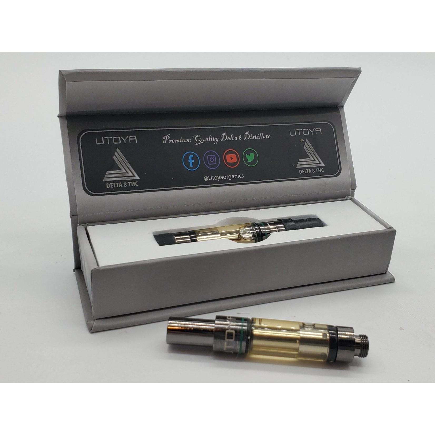 Utoya Delta 8 Cartridge Hybrid Artisan Blend