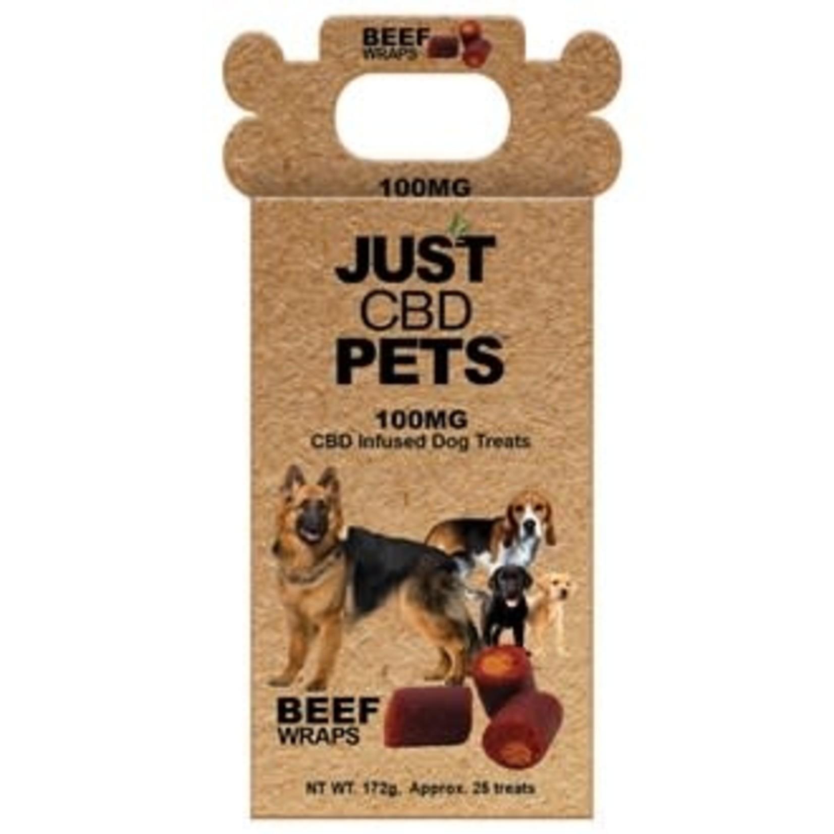 Just CBD Just CBD Pets 100mg Infused Dog Treats