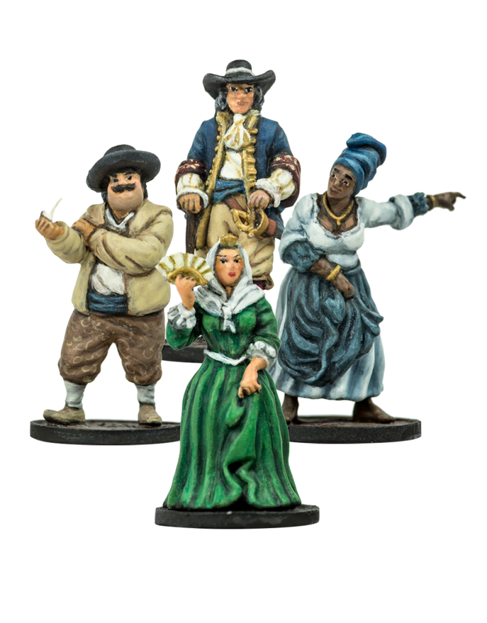Firelock Games Civilian Special Characters (Blood & Plunder)