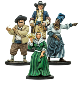 Firelock Games Civilian Special Characters