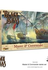 Warlord Games Master & Commander Black Seas Starter Box
