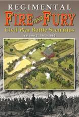 Fire & Fury Games Regimental Fire & Fury Scenarios Vol 2:  1862-63