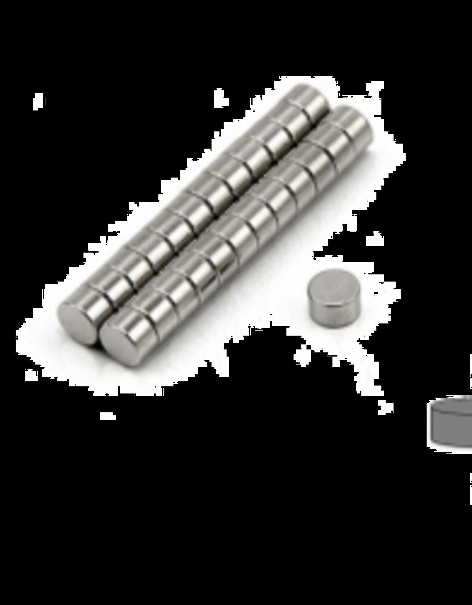 Olympian Games Neodymium Disc Magnet  (5mm x 3mm) QTY 20