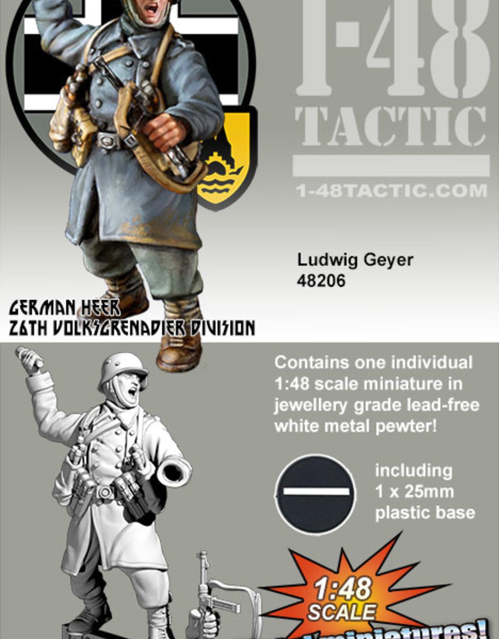 Baueda 1-48 Tactic Individual Characters