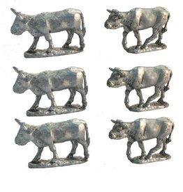 Mirliton A02  - Oxen