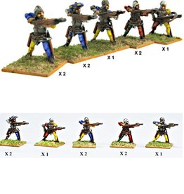 Mirliton C01 - Italian Crossbowmen