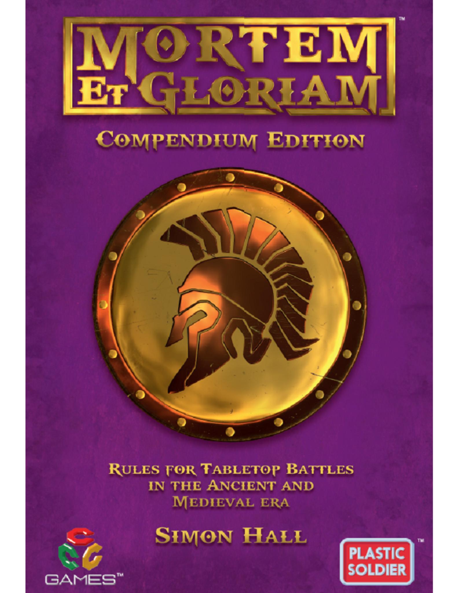 Plastic Soldier Company Mortem et Gloriam Compendium rulebook