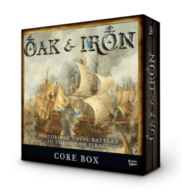 Firelock Games Oak & Iron - core box