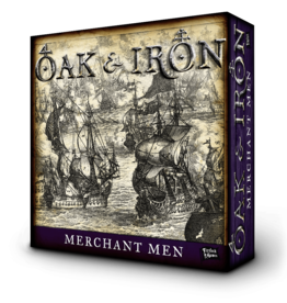 Firelock Games Oak & Iron - Merchant Men