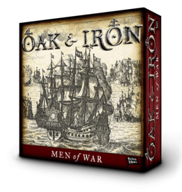 Firelock Games Oak & Iron - Men of War