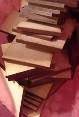 Olympian Games 3mm MDF bases (rectangular)