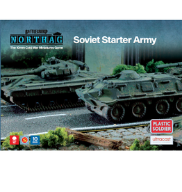 Plastic Soldier Company NORTHAG Soviet Starter army