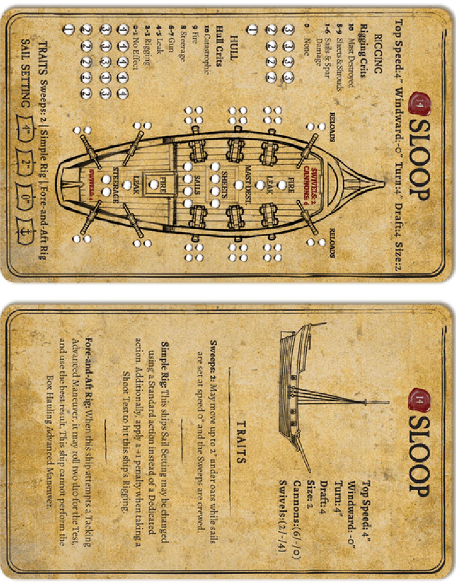 Firelock Games Sloop