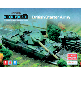 Plastic Soldier Company NORTHAG British Starter Army
