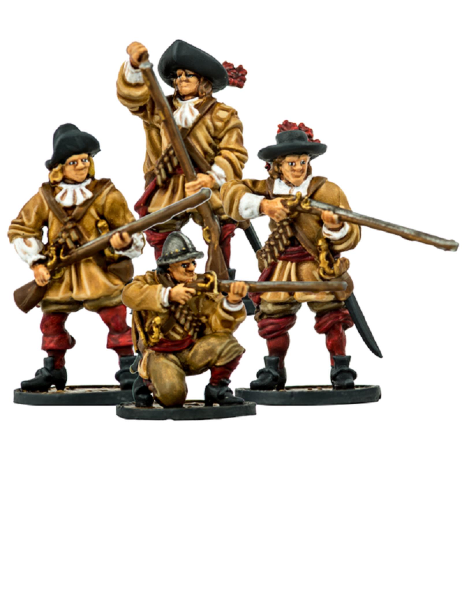 Firelock Games Militie unit pack