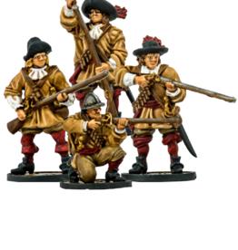 Firelock Games Militie