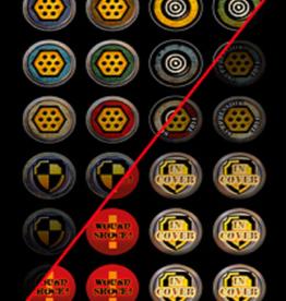 Baueda 1-48 Tactic markers