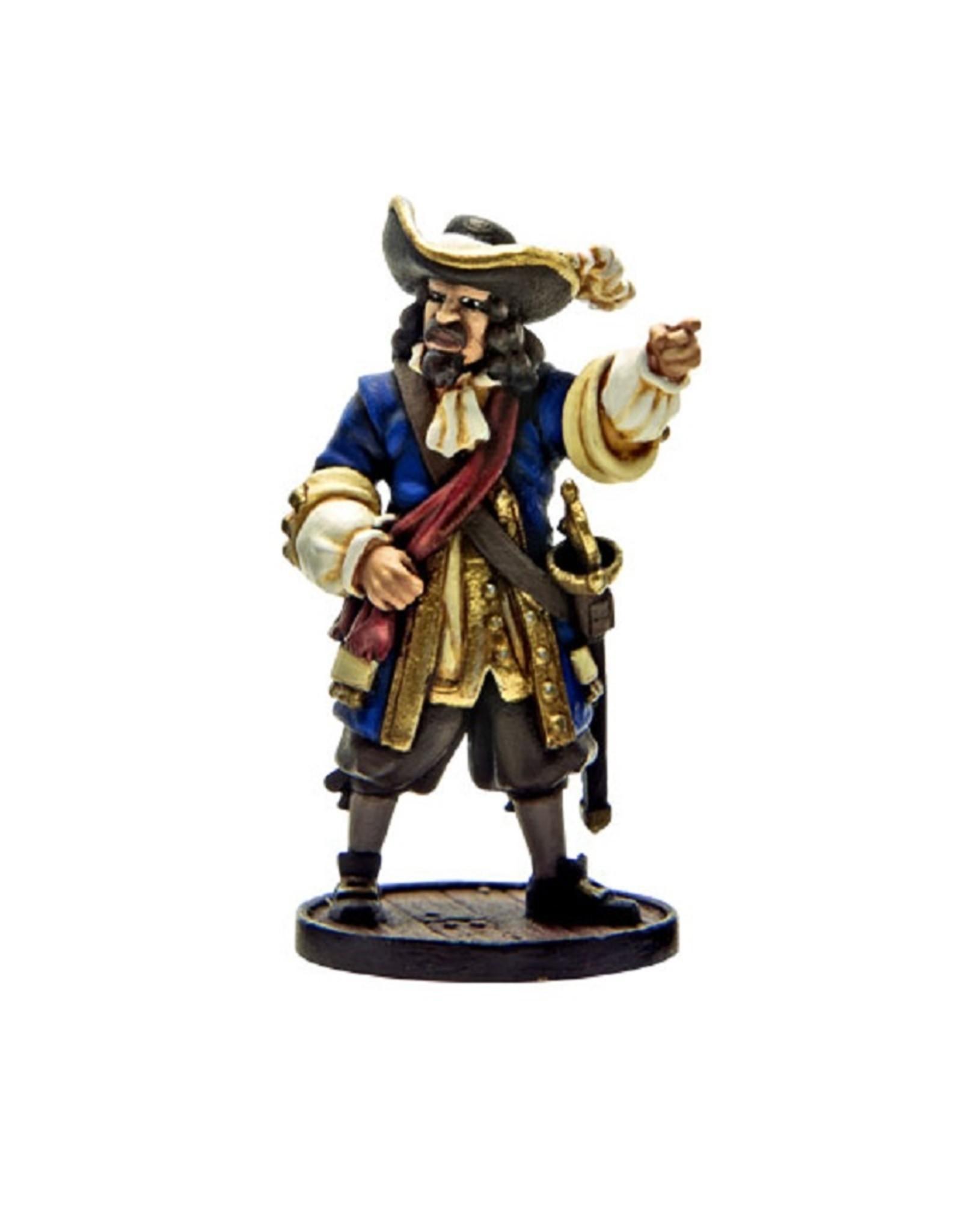 Firelock Games Spanish Commander