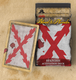 Firelock Games Spanish Activation Deck