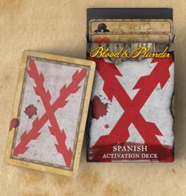 Firelock Games Spanish Activation Deck