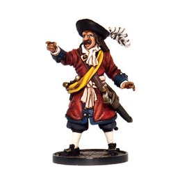 Firelock Games English Commander