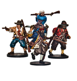 Firelock Games Buccaneer Storming Party