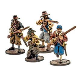 Firelock Games Freebooters unit pack