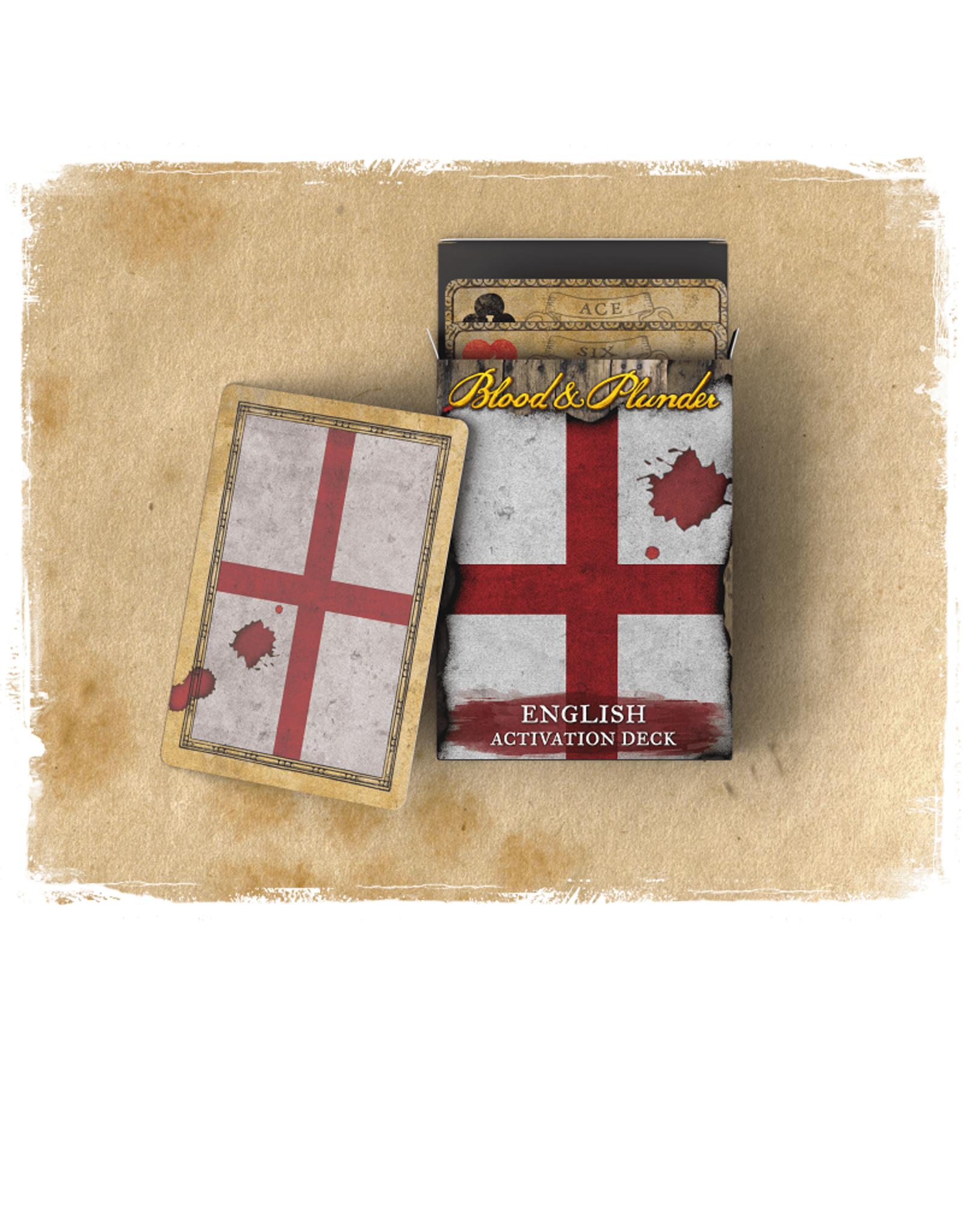 Firelock Games English Activation deck