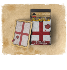 Firelock Games English Activation deck