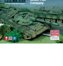 Plastic Soldier Company Soviet T-80 Company