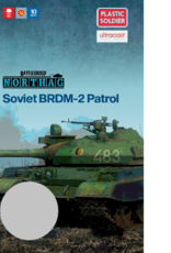 Plastic Soldier Company Soviet BRDM-2 Patrol