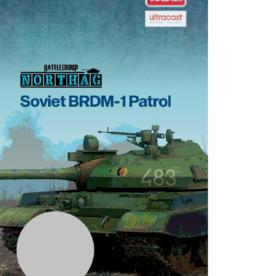 Plastic Soldier Company Soviet BRDM-1 Patrol