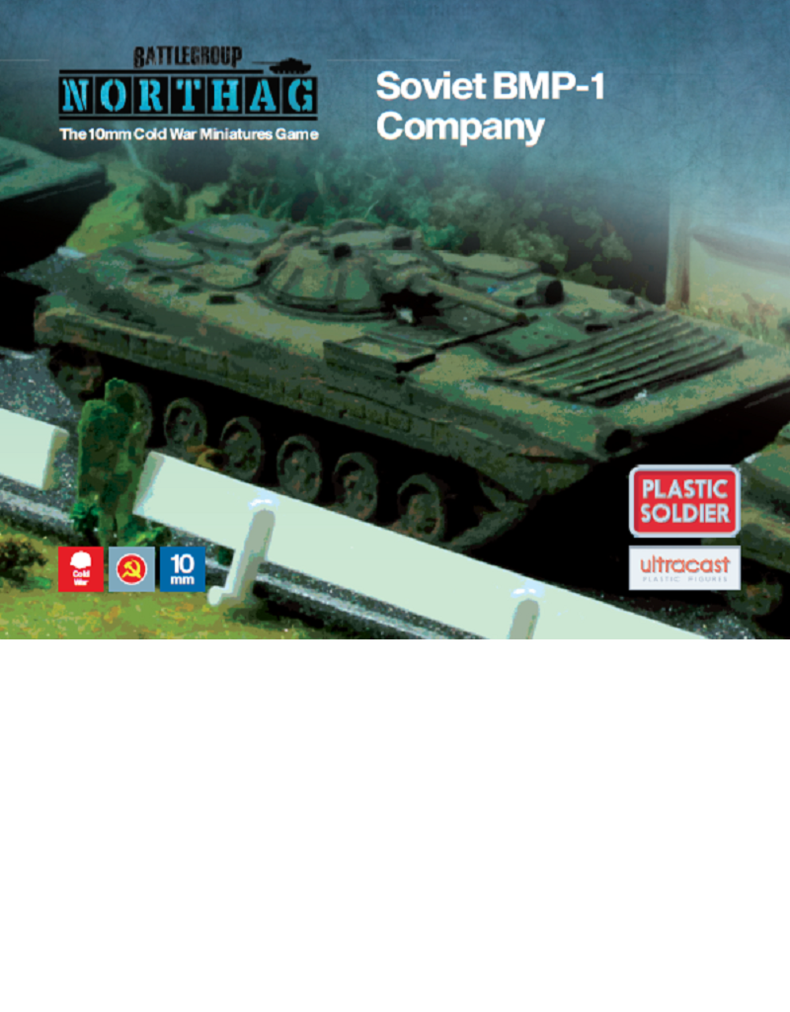 Plastic Soldier Company Soviet BMP-1 Company