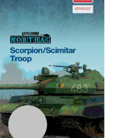 Plastic Soldier Company British Scorpion/Scimitar Troop