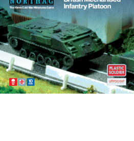 Plastic Soldier Company British Mechanised Infantry Platoon