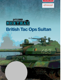 Plastic Soldier Company British Tac Ops Sultan