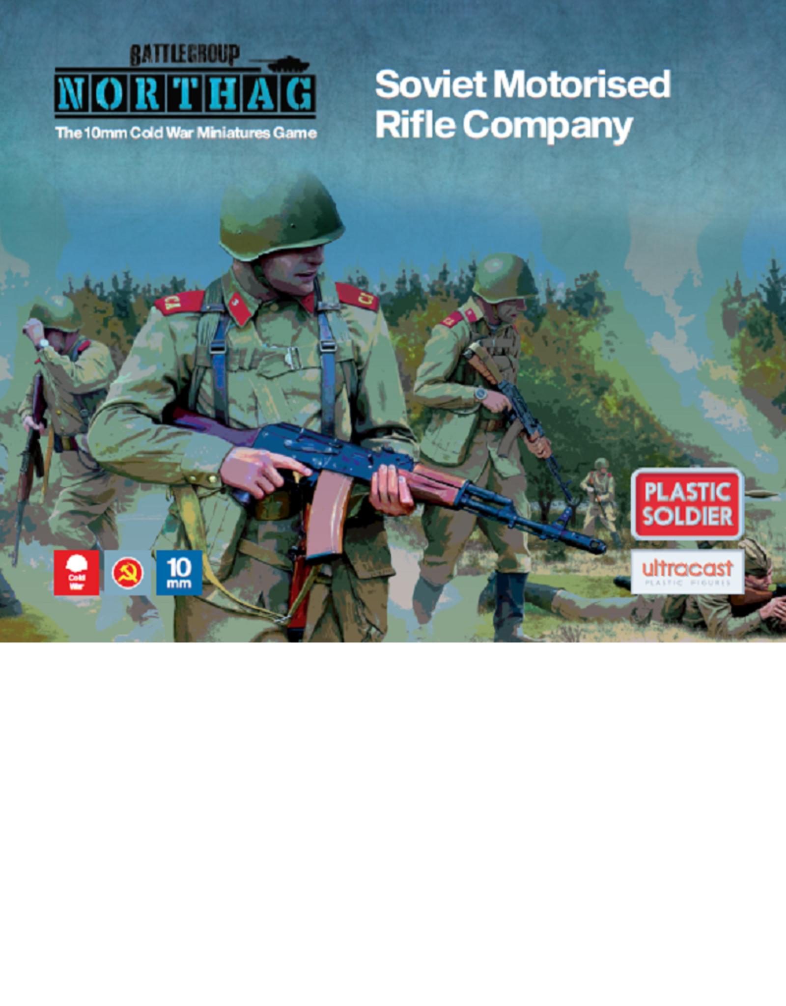 Plastic Soldier Company Soviet Motorised Rifle Company