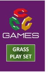 Plastic Soldier Company MeG Grass Play Set