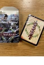 Too Fat Lardies Infamy, Infamy! (book + cards)
