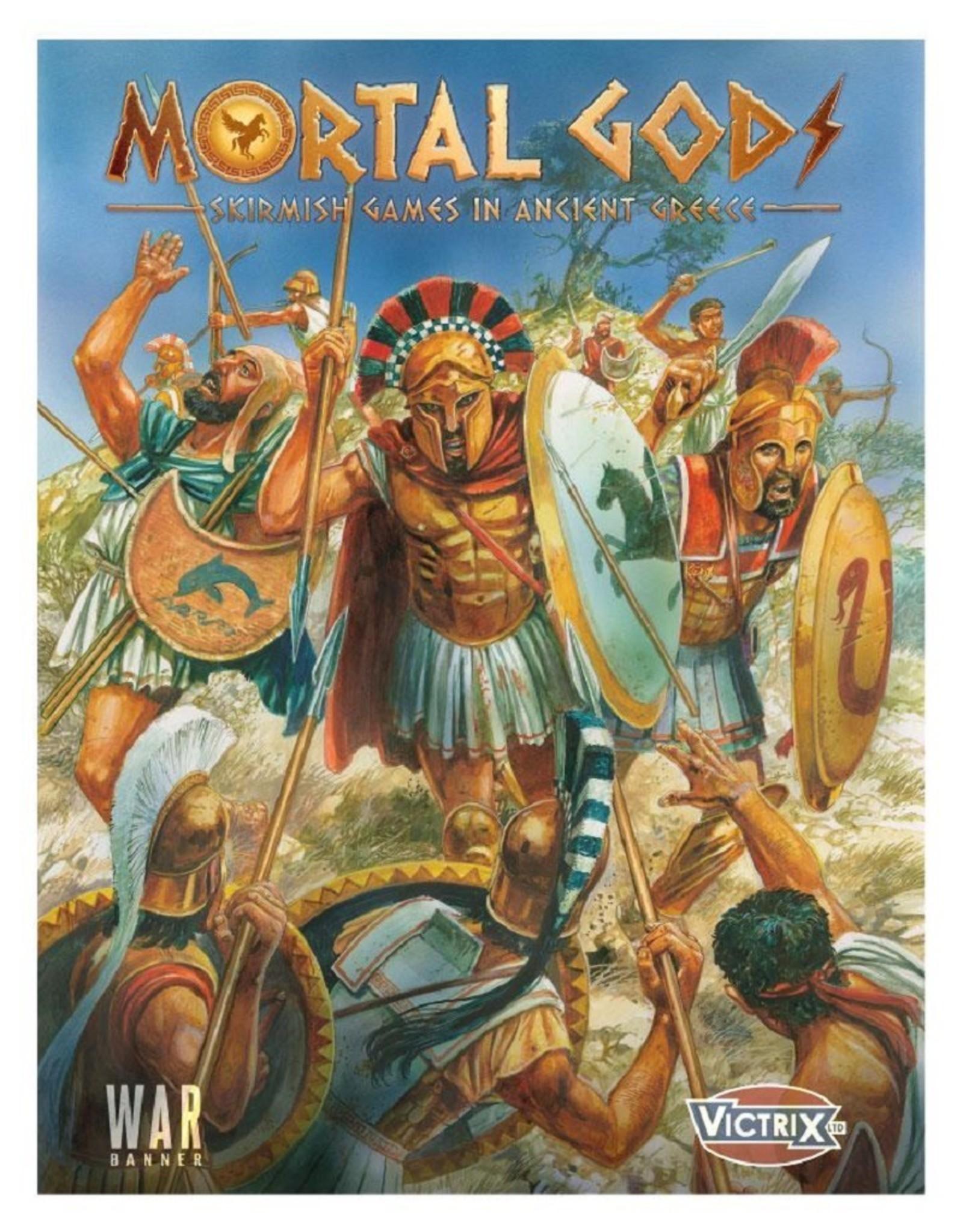Footsore Mortal Gods - Core Box Set