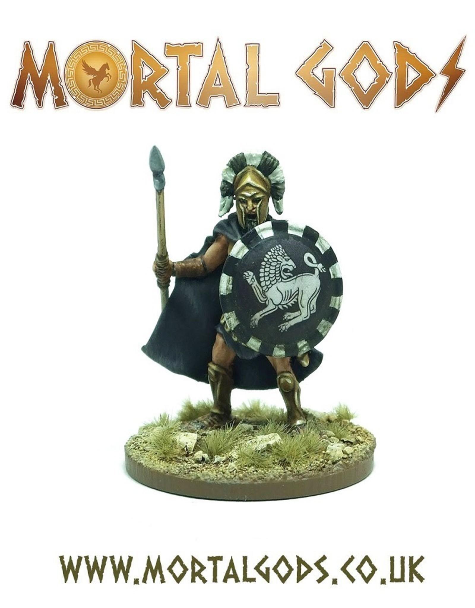Footsore Mortal Gods - Heavy Lochagos I