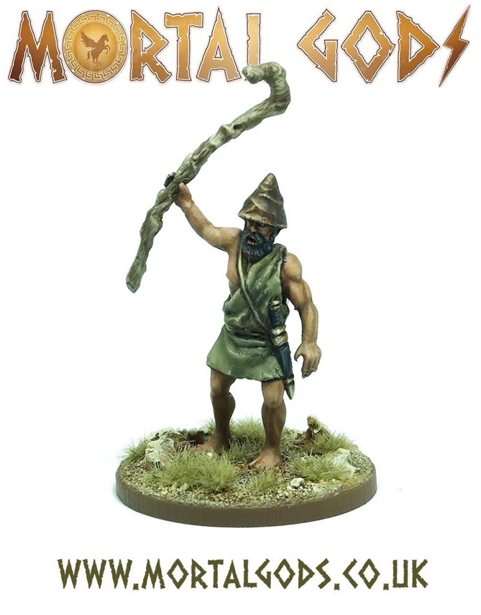 Footsore Mortal Gods - Seer